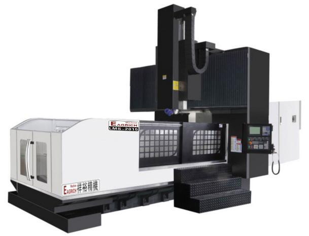 GMC-2515龙门式加工中心